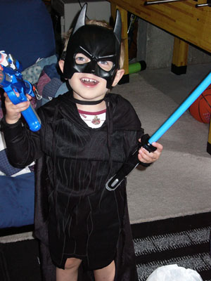 kevin batman